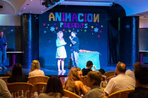 Animation hl club playa blanca hotel lanzarote