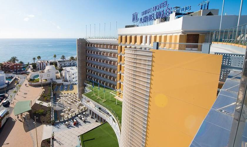 Suitehotel views hl suitehotel playa del ingles**** hotel gran canaria