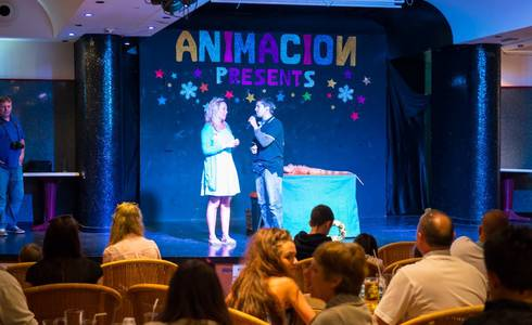 ANIMATION HL Club Playa Blanca**** Hotel in Lanzarote