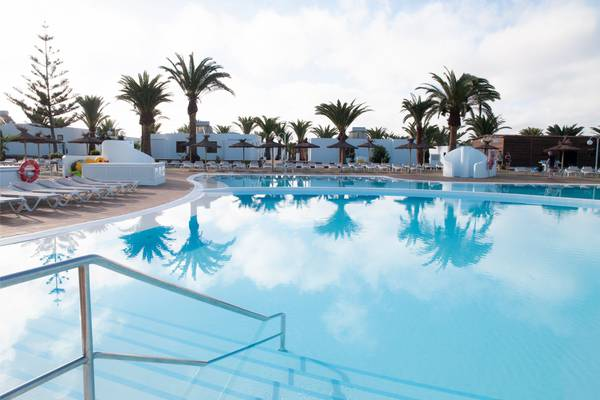 Pools hl río playa blanca**** hotel lanzarote