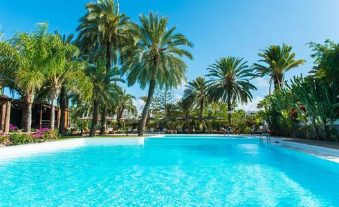 POOLS HL Miraflor Suites**** Hotel in Gran Canaria