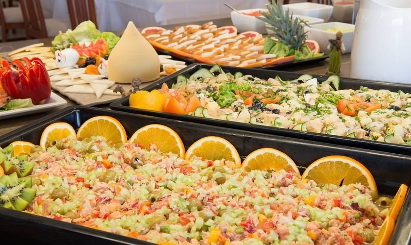 SALADS HL Suitehotel Playa del Ingles**** Hotel in Gran Canaria